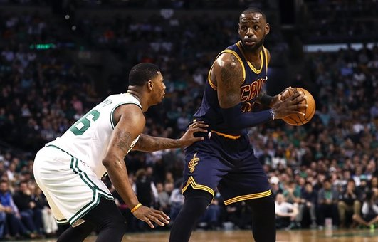 Cavs vs Celtics | Fuente: nba.com