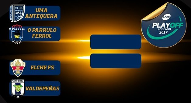 playoff ascenso 2017