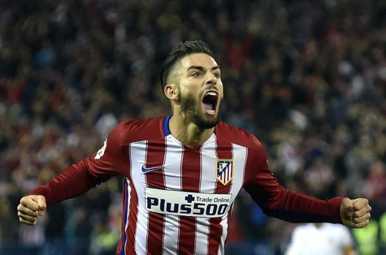 Yannick Ferreira Carrasco | Foto: Daily Mail