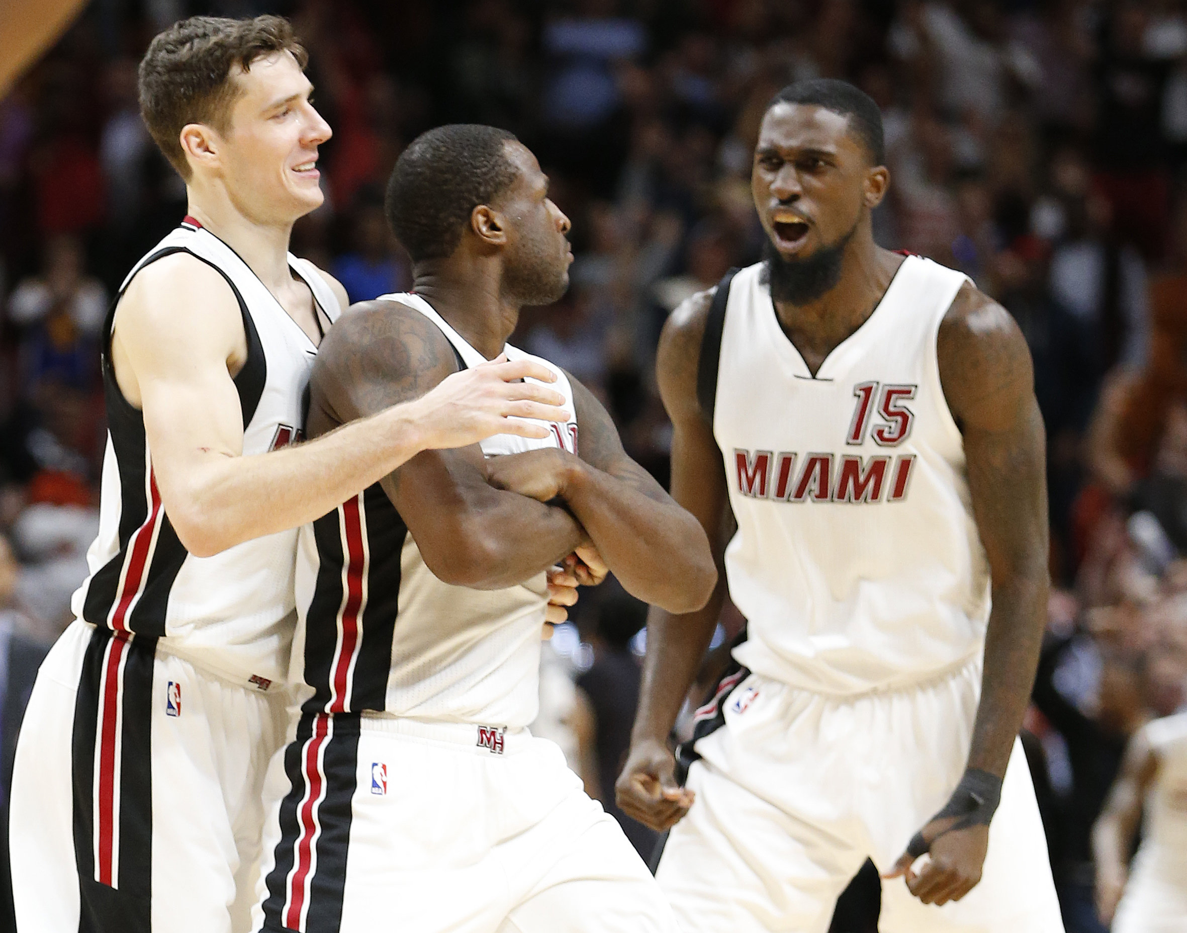 Miami Heat | Fuente: Heat Zone